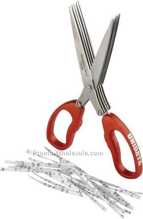 5-blade Security Shredding Scissors