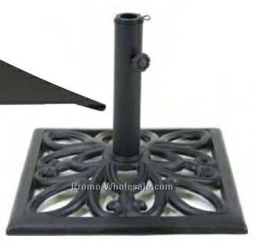 Cast Iron Base For Market / Patio Umbrella