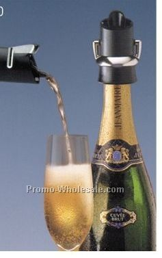 Champagne Saver And Pourer