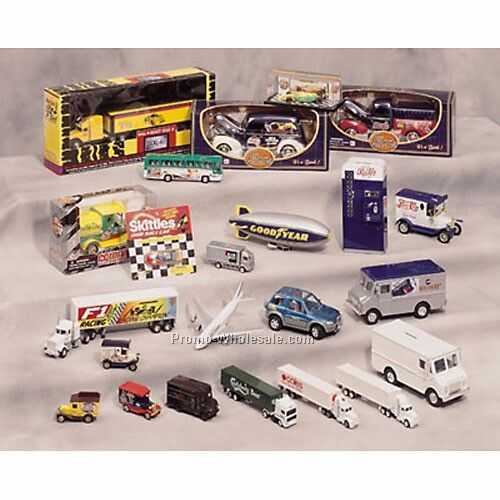 Custom Die Cast Products