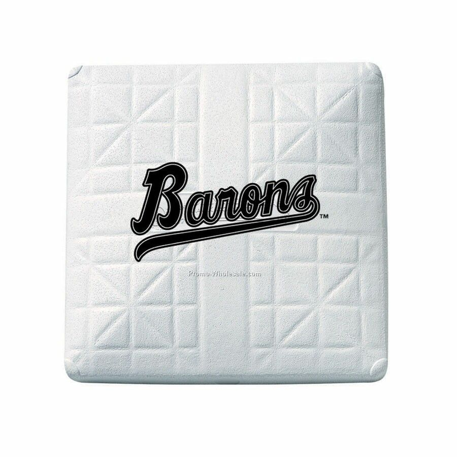 Custom Logo Pocket Sized Baseball Base 1/4 Scale