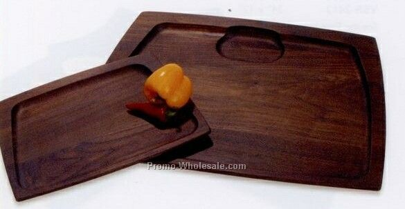 "Cutting & Carving Boards - Colonial Trencher (13""x9""x3/4"")"