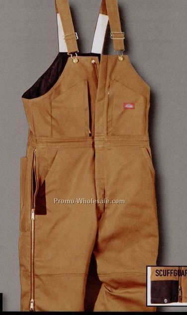 Dickies Insulated Bib Overall / 1st Oversize