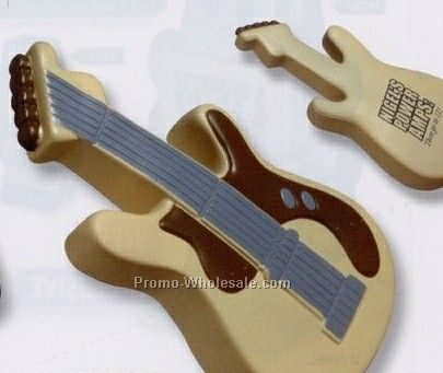 Electric Guitar Squeeze Toy