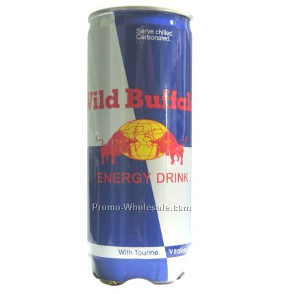 Extra Energy Drink -wild Buffalo