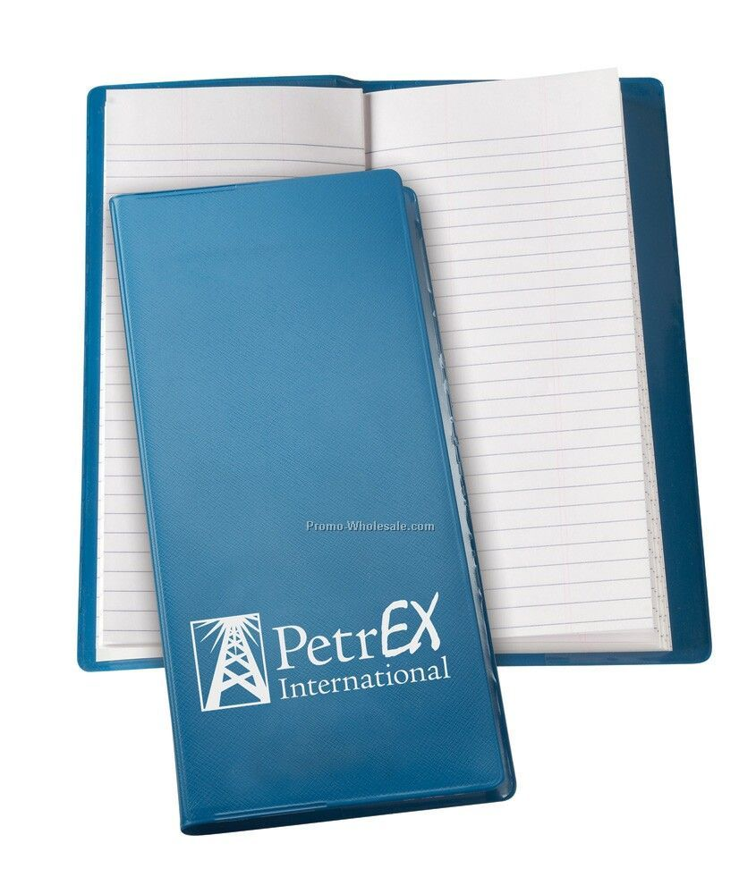 Flexible Tally Books (Hot Stamp)