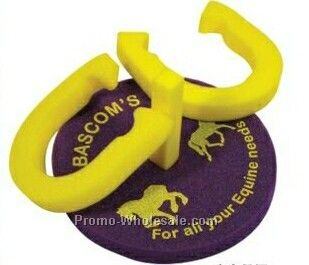 Foam Horseshoe Set