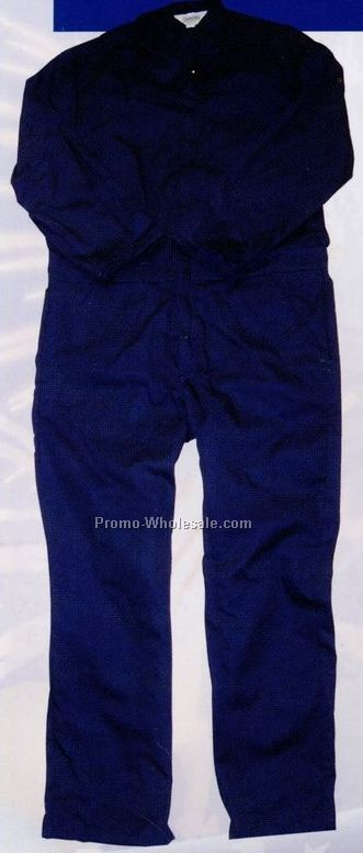 Long Sleeve Unlined Twill Overalls (3xl)
