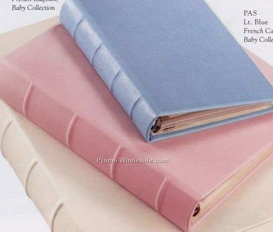 Medium Clear Pocket Wedding & Baby Collection Photo Album