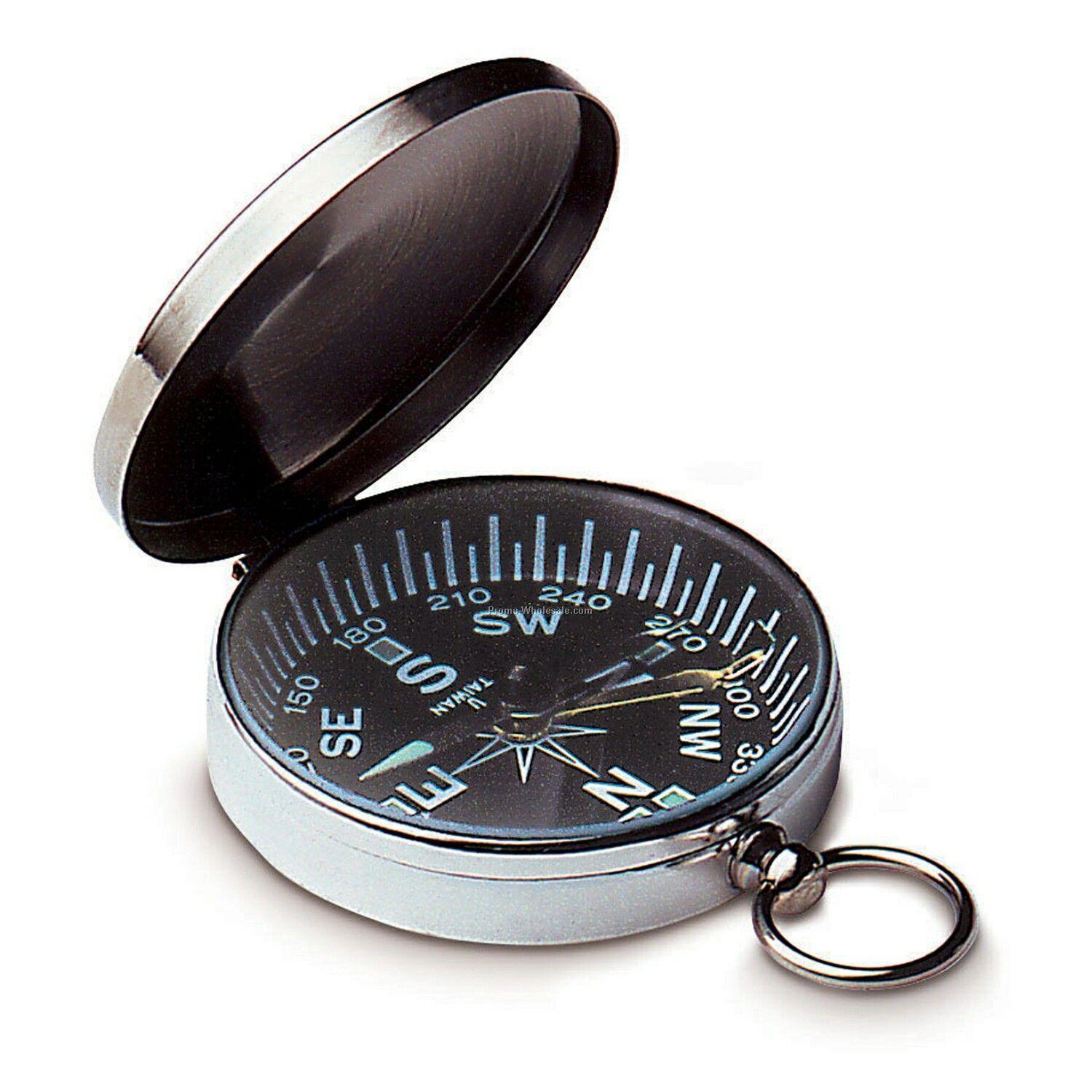 Metal Compass With Cover