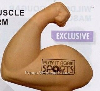 Muscle Arm Squeeze Toy