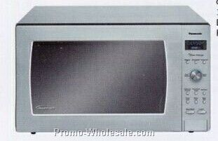 Panasonic White Inverter Microwave