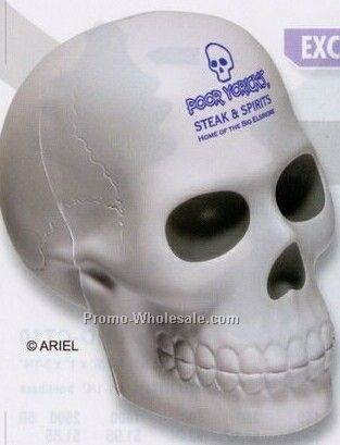 Skull Squeeze Toy
