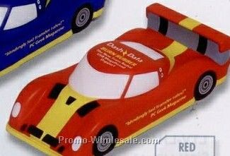 Stock Car Squeeze Toy
