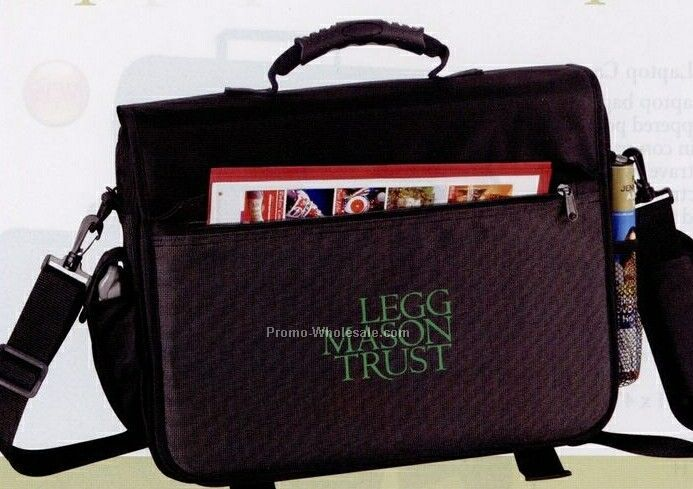 The Professor Briefcase/ Laptop Case