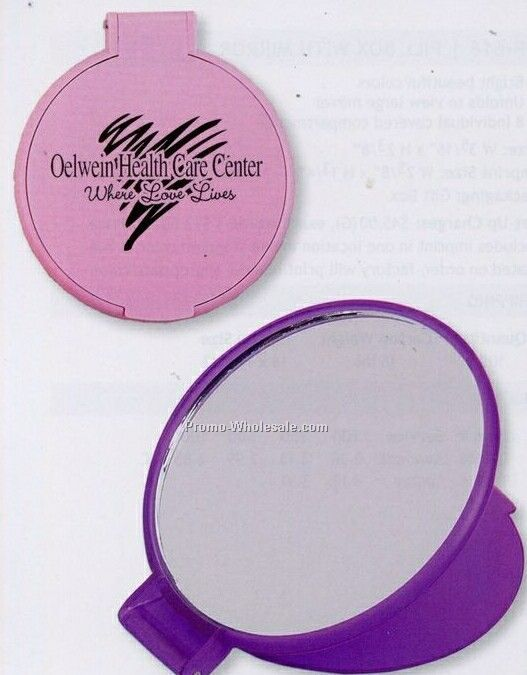 Translucent Reflection Mirror (Standard Shipping)