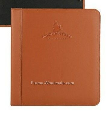 "Valencia Bonded Leather Ring Binder - 1-1/4"" Ring"