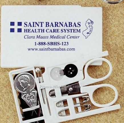 "3-5/8""x2-1/8""x1/4"" Compact Sewing Kit"