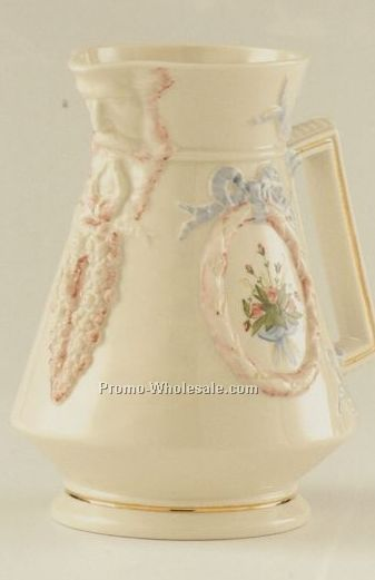 Belleek Archive Collection Florence Pitcher/ Limited Edition - 850 Pieces