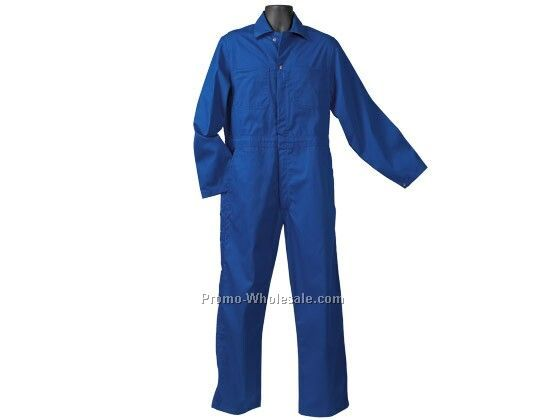 Blank Cotton Coverall (3xl)