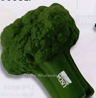 Broccoli Squeeze Toy