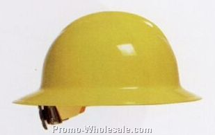 Bullard Classic Series Full Brim Hard Hat (6 Point Pinlock Suspension)