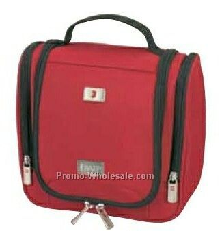 Cabinet Hanging Travel Kit (Red)