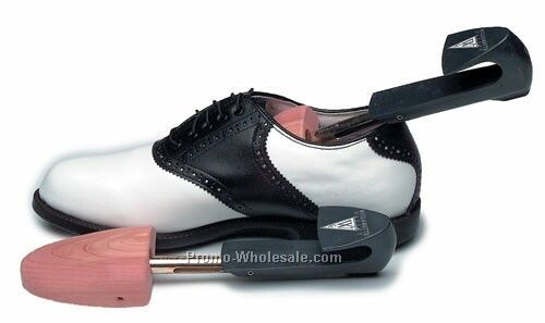 Cedar Shoe Tree With Plastic Heel - Men's