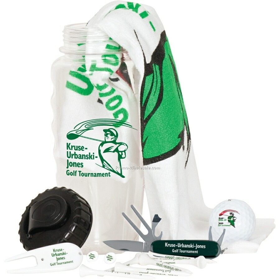 Champions Golf Pack (Pinnacle Gold Fx Soft)