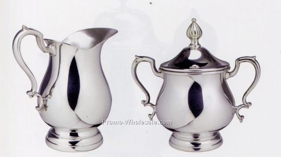 Charlestown Cream & Sugar Set