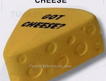 Cheese Squeeze Toy