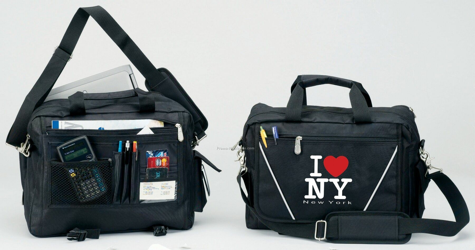 Deluxe Laptop Briefcase
