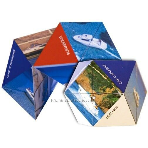 Dimensional Puzzle - Diamond Cube (Small)