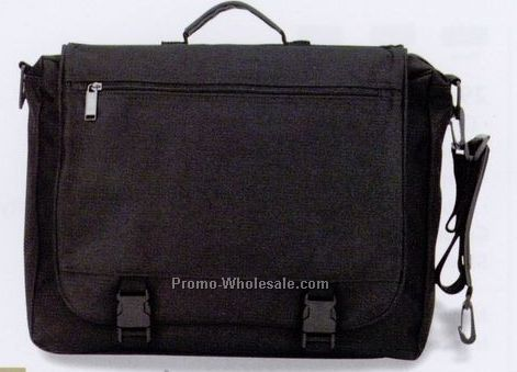 Extra Value Polyester Briefcase (1 Color)