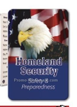 Key Points Brochure (Homeland Security Safety & Preparedness)