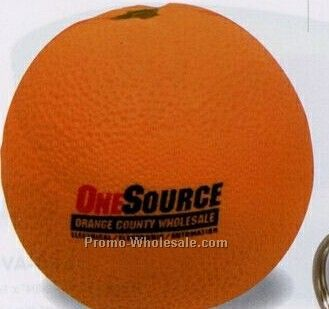 Orange Squeeze Toy