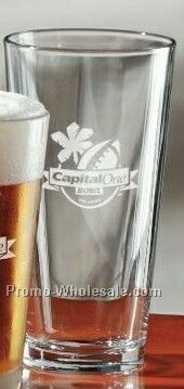 Selection Giant Ale Glass (Deep Etch)