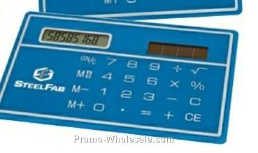 Solar Pocket Pal Calculator