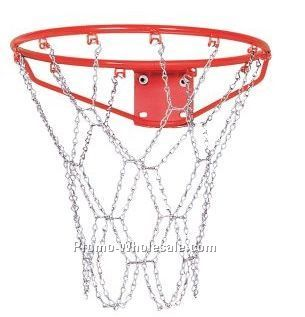 Steel Chain Basketball Hoop Net