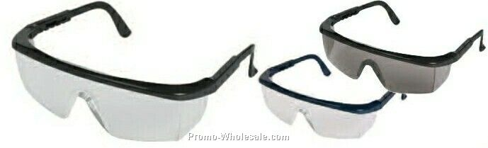 Sting-rays Protective Eyewear (Blue Frame/ Clear Lens)