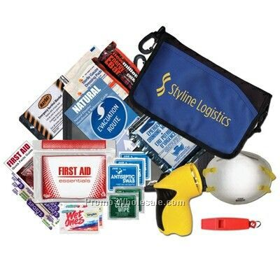 "Survival Disaster Kit 8-1/2""x5-1/2"""
