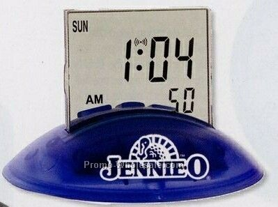 "The Mini Dome Clock 3""x2""x1 7/8""(3 Day Rush)"