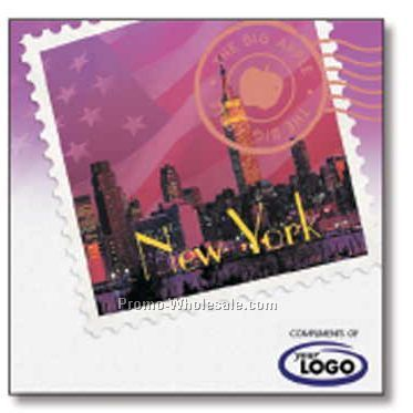U.s. Destinations New York Compact Disc In Jewel Case/ 12 Songs