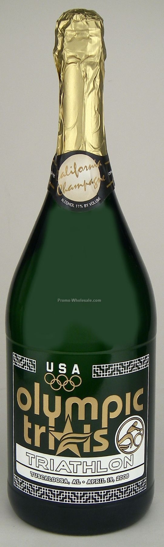 1.5l Magnum Custom Etched Sparkling Wine Woodbridge, Ca