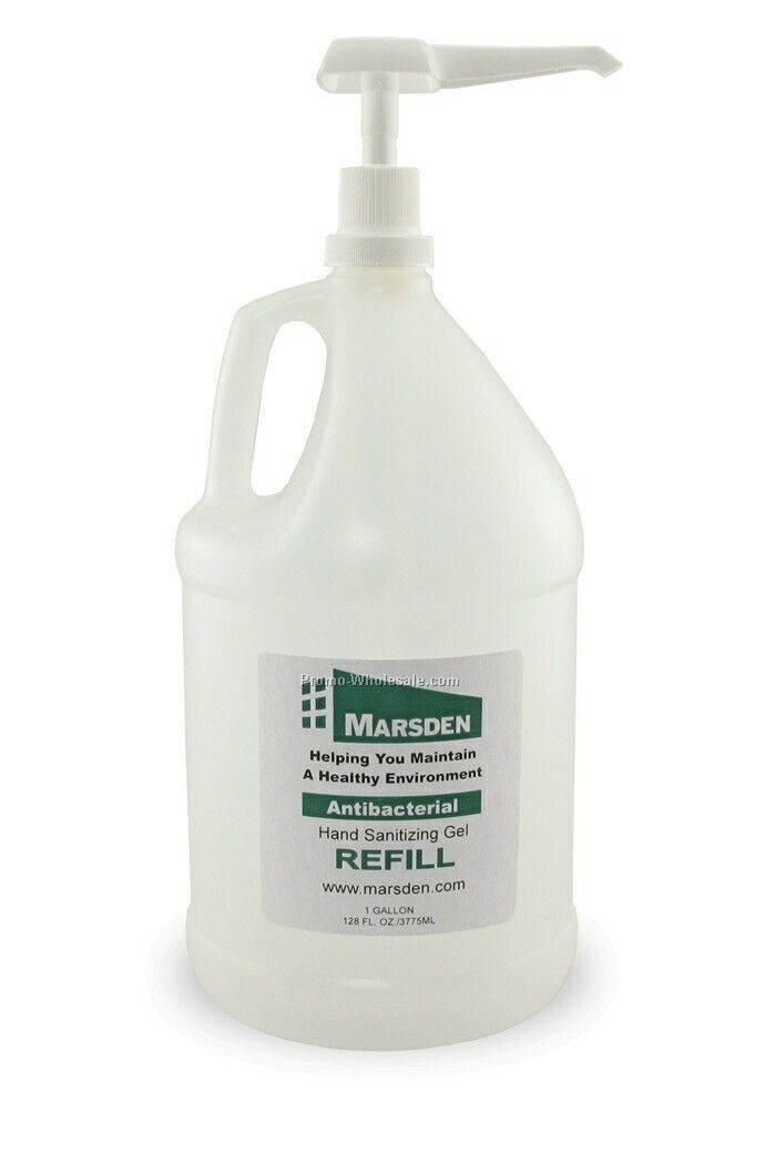 1 Gallon Antibacterial Pumps - Antibacterial Non Alcohol Gel
