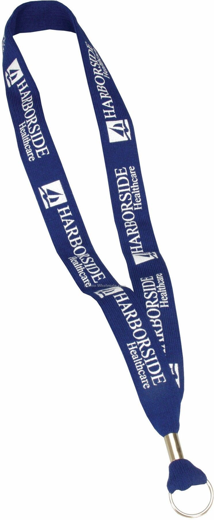 "1""x34"" 2 Ply Cotton Lanyards"