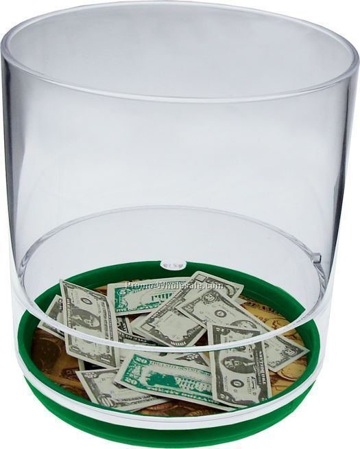 12 Oz. Liquid Assets Compartment Tumbler Cup