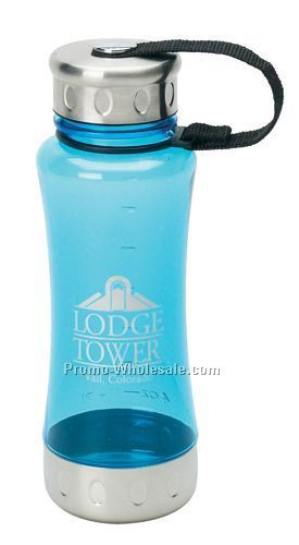 18 Oz. Steel-it Water Bottle