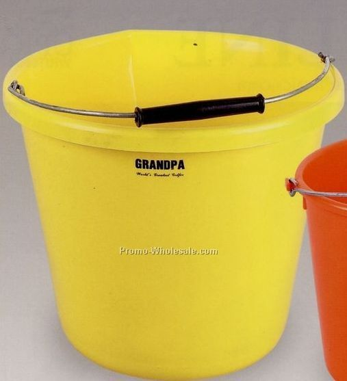 18 Qt. Bucket W/ Handle