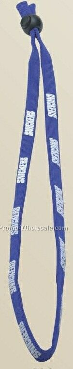 "29"" To 30"" Adjustable Nylon Elastic Lanyards"